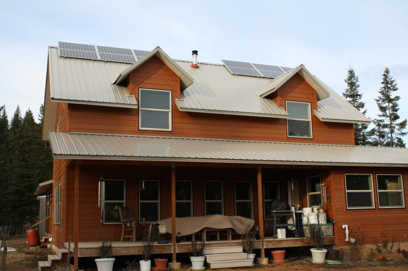 Complete off-grid home system installed in 2008
