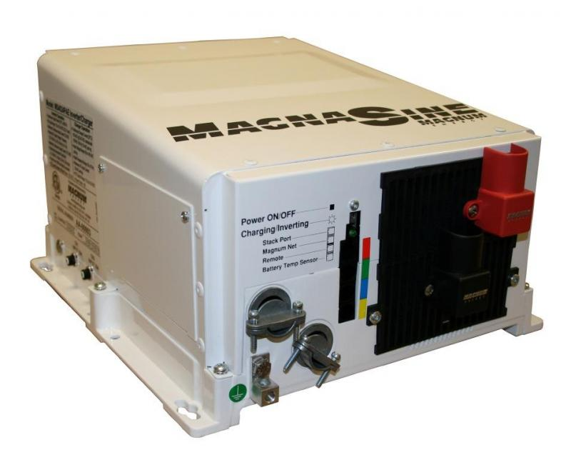 The MS-PAE Series Inverter/Charger from Magnum Energy