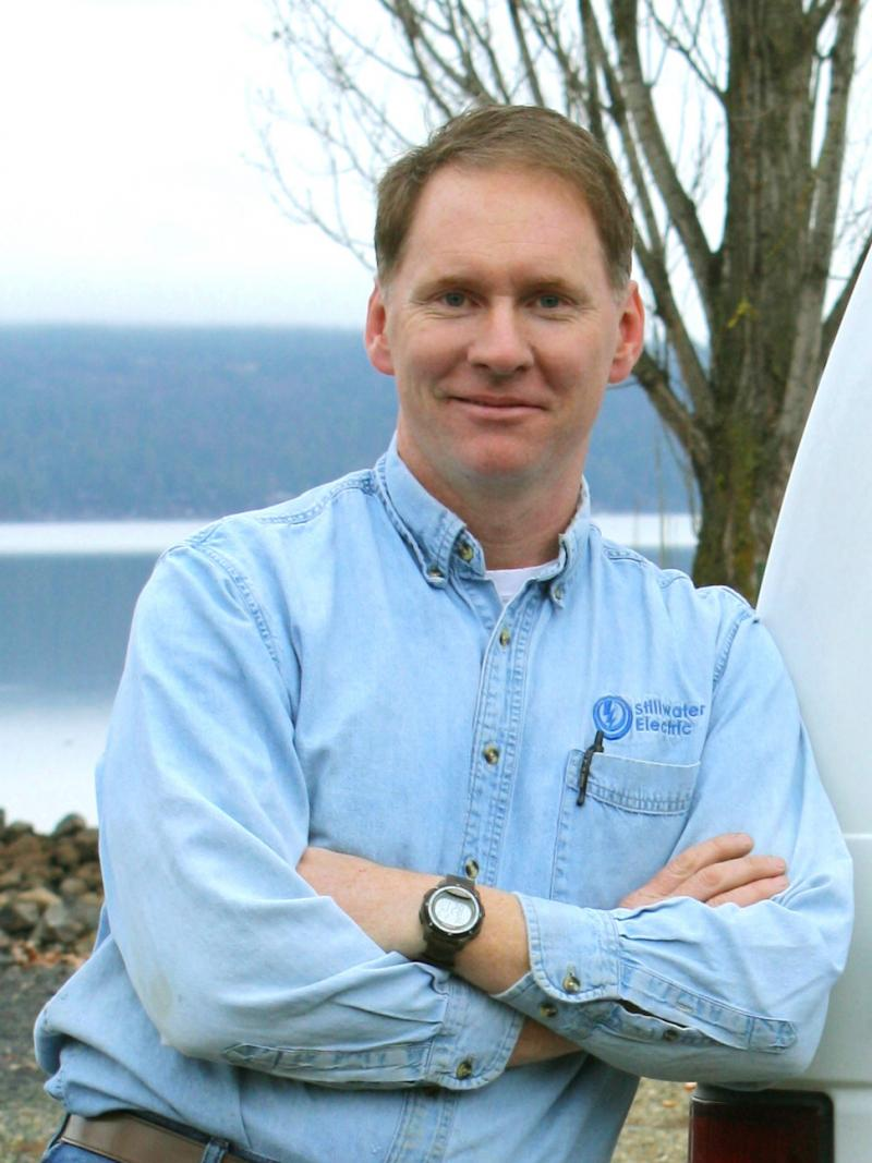 Tim Grubham, Founder of Northwest GreenTech and Stillwater Electric Inc